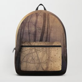Eternal walk by Viviana Gonzalez Backpack
