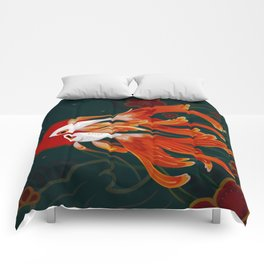 Two comets Comforters