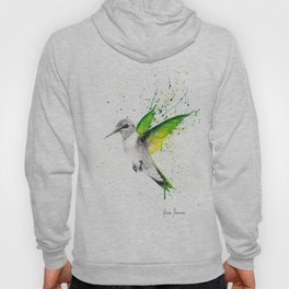 Bird of Emeralds Hoody