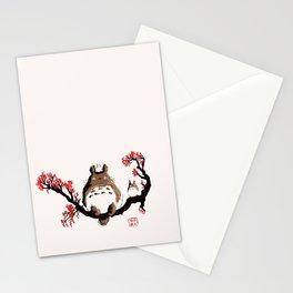 My neighbour art Stationery Cards