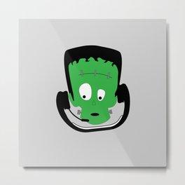 Frankenstein (aka Frankie) gammer Metal Print