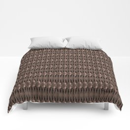 Pussy Pattern 4 Comforters