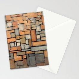Piet Mondrian - Gemälde noI Stationery Cards