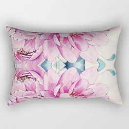 Peonies 2 Rectangular Pillow