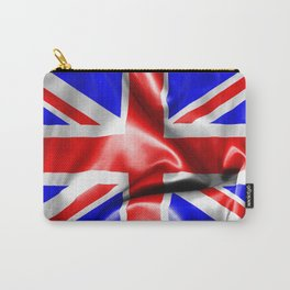 Great Britain Flag Carry-All Pouch