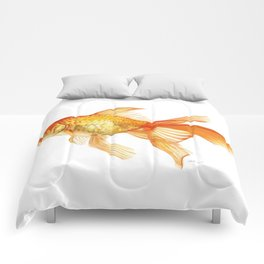 The Golden One Comforters