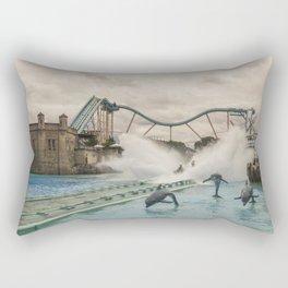 Europa Splash Rectangular Pillow