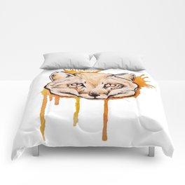 Ember Eyes Comforters