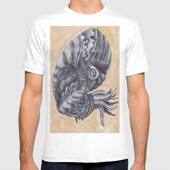 Mars Octopus T-shirt