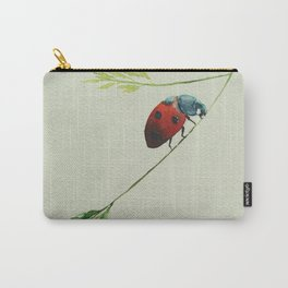 Lady Bug Carry-All Pouch