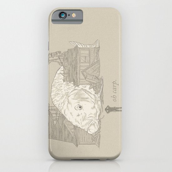 Oh carp. iPhone & iPod Case