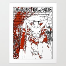 asc 370 - La fin (There's no way back) Art Print