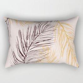 Feather love Rectangular Pillow