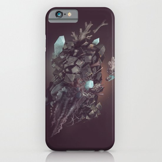 space stone iPhone & iPod Case