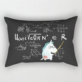 Unicorn = real Rectangular Pillow