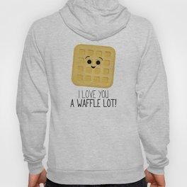 I Love You A Waffle Lot! Hoody