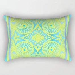 tropicana quicksand Rectangular Pillow