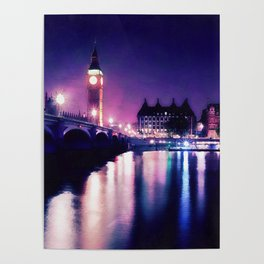 Streets of London Poster