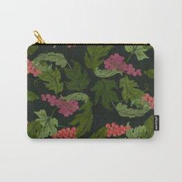Velo de Flor Carry-All Pouch