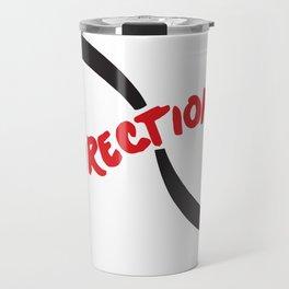 One Diection Directioner Forever Fan Logo Travel Mug