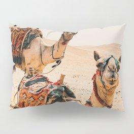 Camels Pillow Sham