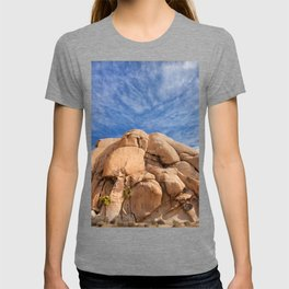Joshua Tree Rocks T-shirt