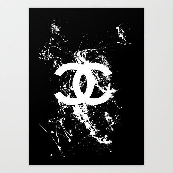 chnl Art Print