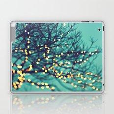 twinkle lights Laptop & iPad Skin