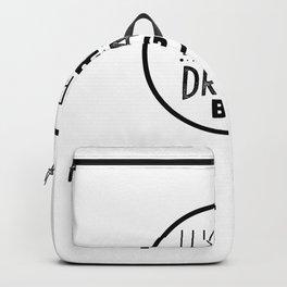 dream big motivation Backpack