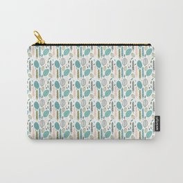 Forest Leaves Carry-All Pouch