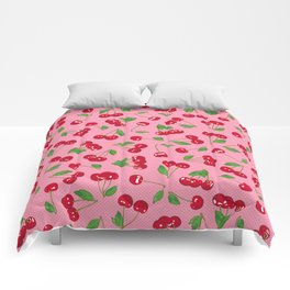 Very cerise - Pinkhttp://society6.com/product/very-cerise-white_mug#27=199 Comforters