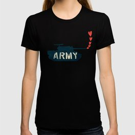 The Love Army T-shirt