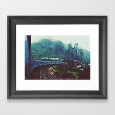 Sri Lanka Framed Art Print