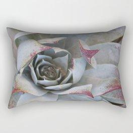 Tinged tips Rectangular Pillow