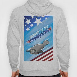 Highway To The Endangered Zone Hoody