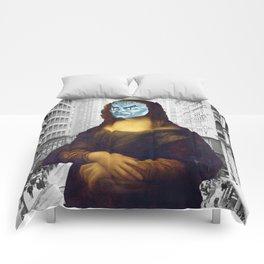 Mona Devilisa - Mona Lisa's Devil Identity Comforters