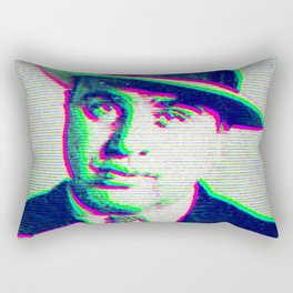 Al Capone Rectangular Pillow