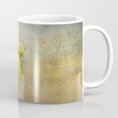 Little yellow budgerigar Mug