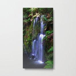 Beauchamp Falls, Victoria Metal Print