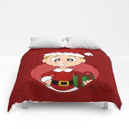 Christmas boy Comforters