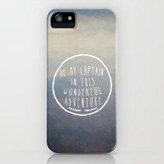 I. Be my captain iPhone (5, 5s) Slim Case