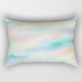 Rainbow Sky x Candy Cloud Rectangular Pillow