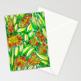 Ice Plants Stationery Cards