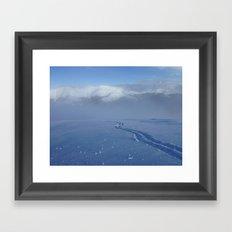 Quandary Peak Framed Art Print