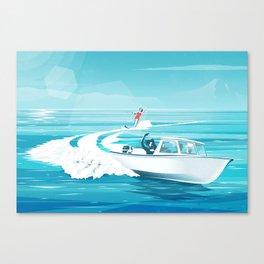Opplett Canvas Print