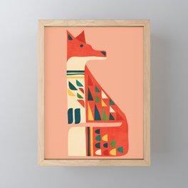Century Fox Framed Mini Art Print