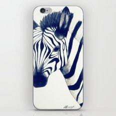 Zeeebra iPhone & iPod Skin