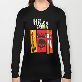 The Hollow Crown (Color Variant) Long Sleeve T-shirt