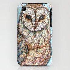 Barn Owl iPhone (3g, 3gs) Slim Case