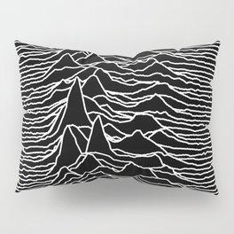 Joy Division - Unknown Pleasures Pillow Sham